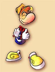 Rayman Rayman Rayman by andrewk