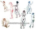 Life Drawings 29