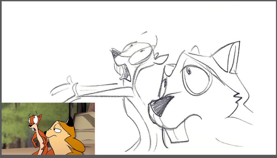 Norm And Cory 2013 Animatic Sneak-Peek by andrewk