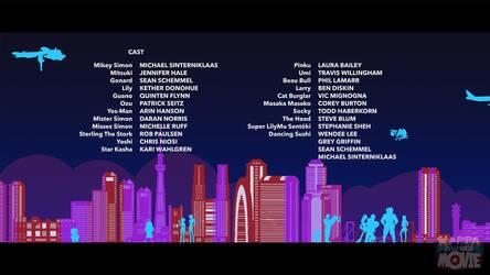 Kappa Movie Credits 01 A