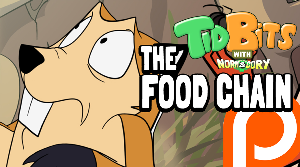 TidBits 110 - The Food Chain UPDATE by andrewk