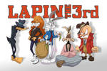 Looney Tunes - Lapin The 3rd