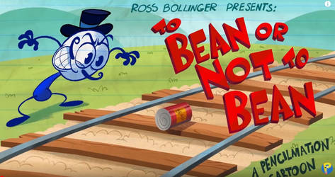 Pencilmation Animation - To Bean Or Not To Bean