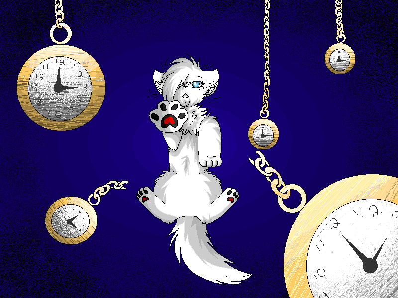 Time's A Ticking by Snowstorm102