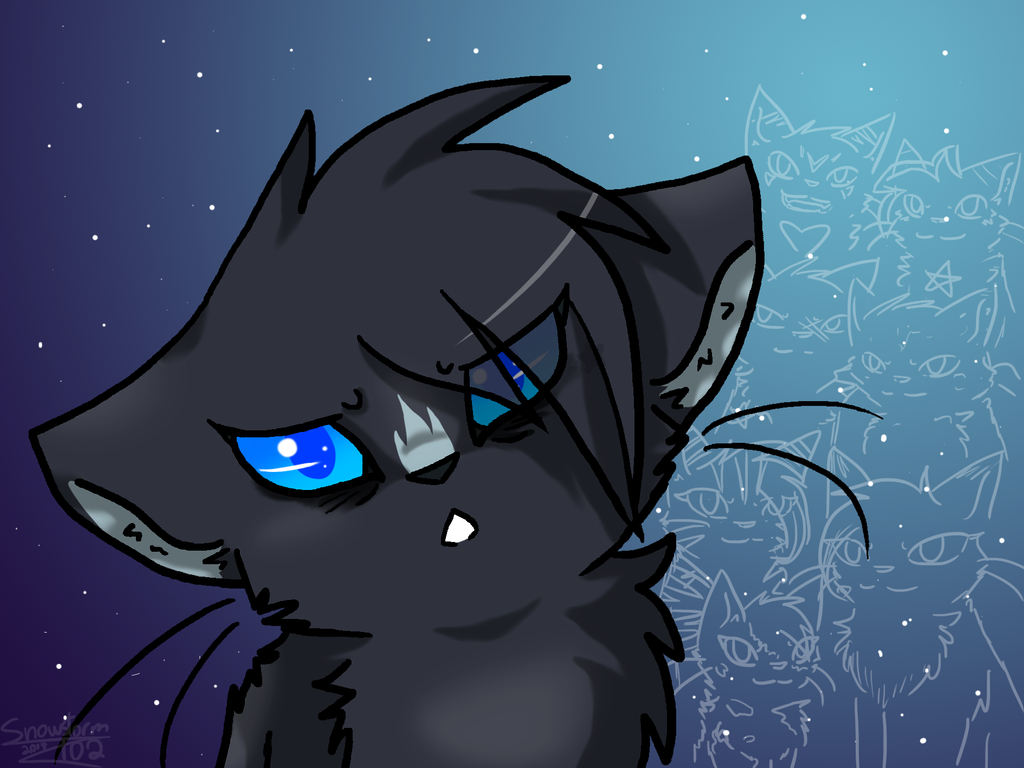 Bluestar, A Delve into the Past by Snowstorm102