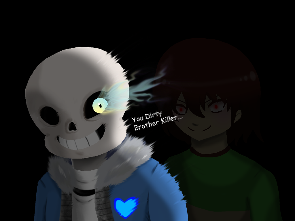 You Dirty Brother Killer by Snowstorm102