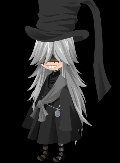 undertaker from black butler by lovemedead1234 on deviantart. Black Bedroom Furniture Sets. Home Design Ideas