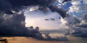 Clouds by jamesvendra