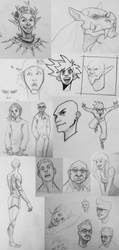 Sketchdump2 by KillianHawk