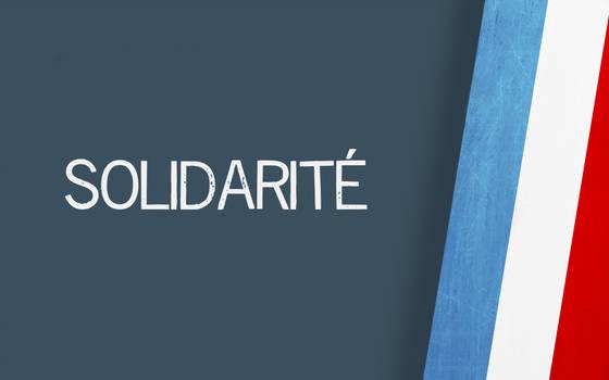 Solidarite by TheWallboard