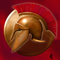Spartan Shield of Arms by JulianCallens