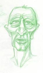 Day 65: Stoney Man by Yusecki