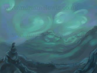 Day 69: Under the sea by Yusecki