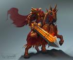 Commission: Sathorn Blazecrest