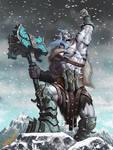 Night elf Barbarian