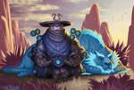 Pandaren Monk