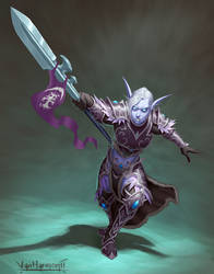 Nelf Warrior