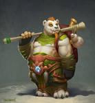 Panda Monk