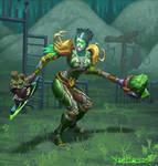 Undead Warrior