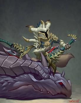 Vulpera Warrior