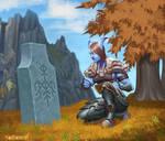 Draenei Rune Master