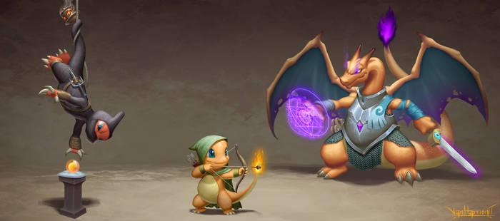 Pokemon DnD 2