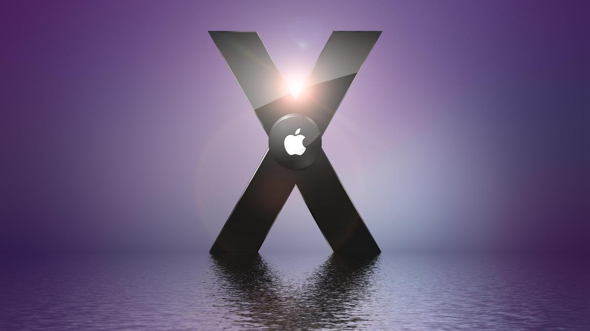 Mac OSX by darius9