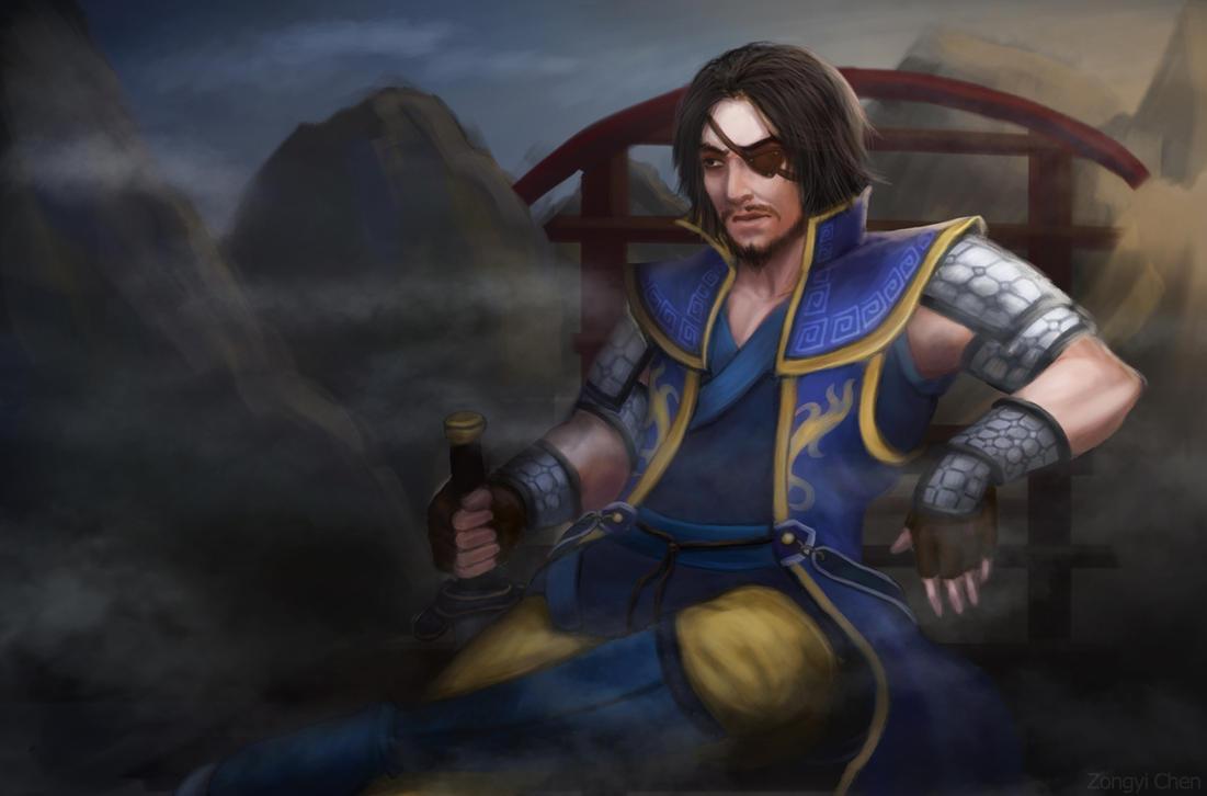 Dynasty warriors 7 xiahou dun