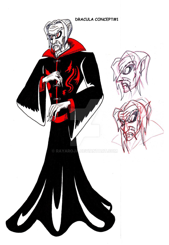 Concept Art Count Dracula By Rayaroja On Deviantart