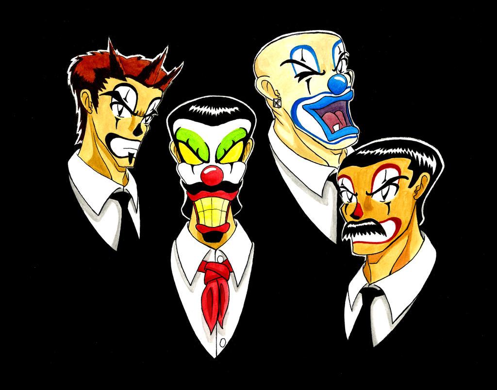 Goodjokers- The Original Four by Rayaroja