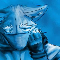 Sick by Fenrirwolfen