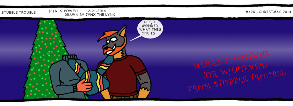 Stubble Trouble - 420 by Rennon-the-Shaved