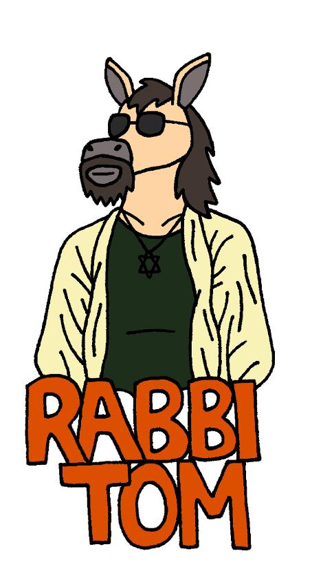 Rabbi Tom by Rennon-the-Shaved