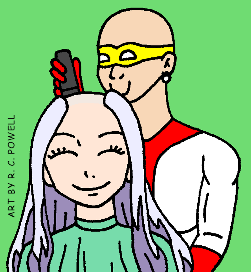 Madame Cueball's Salon - Mirajane by Rennon-the-Shaved