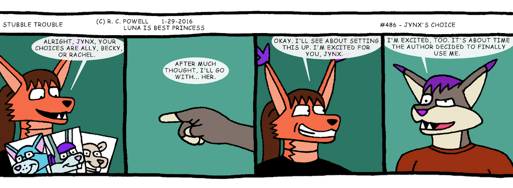 Stubble Trouble - 486 by Rennon-the-Shaved
