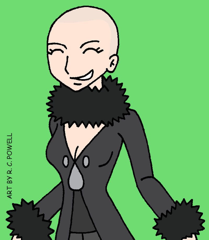 Madame Cueball's Salon - Cynthia by Rennon-the-Shaved