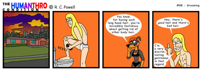 The Humanthro Condition - 88 by Rennon-the-Shaved