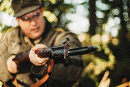 Stabbing Rifle Thing