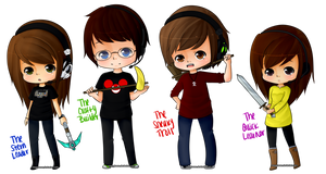 The Minecraft Team