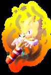 Super Sonic [Sonic The hedgehog]