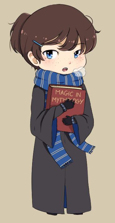 Harry Potter OC: Thalia Sonnet by GioFD