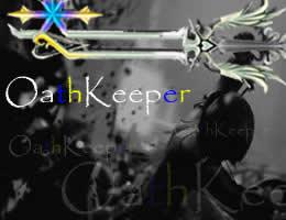 Oathkeeper B+W by Oblivionxx