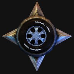 Halo: Reach Wheel Man Medal by Oblivionxx