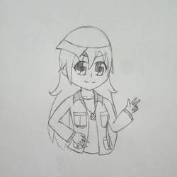 Rika (Requested by darkrchaos) by Rebooted-Yuki