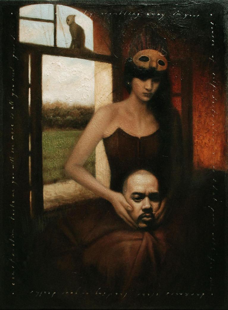 masquerade by 413