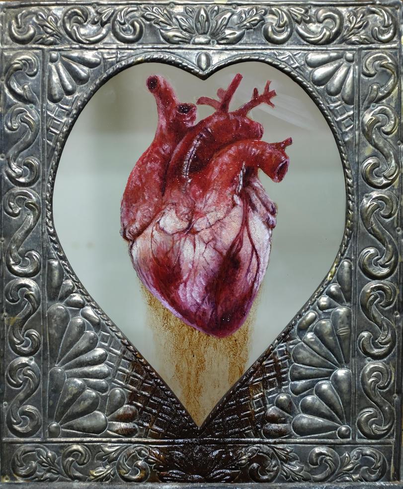 bitter heart by 413