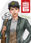 Big Hero 6 Tadashi