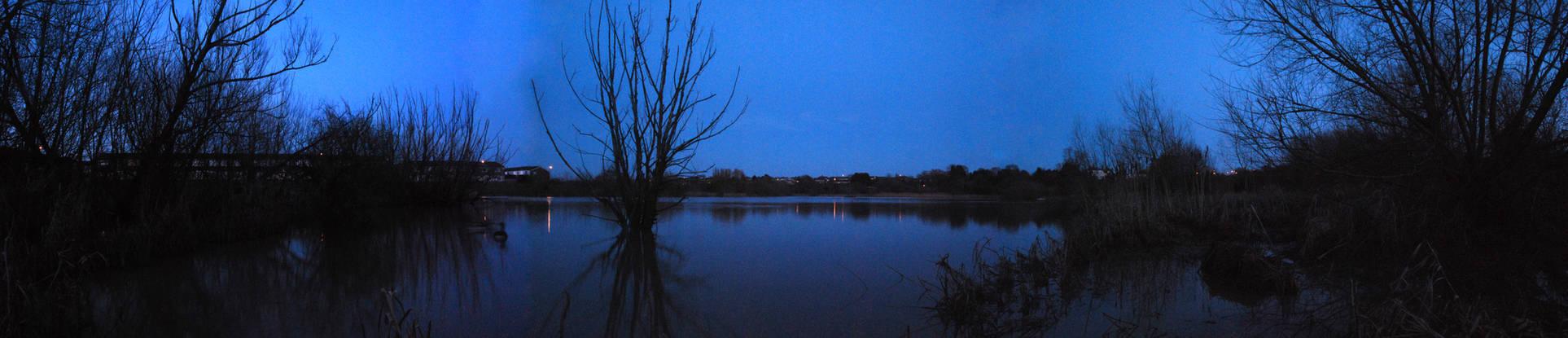 A LOVELY EVENING - Stoke Floods, West Midlands, UK