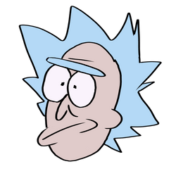 rick the ass man by RushTheDork