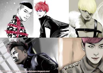 BIGBANG by kahataro